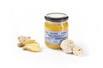 Lecznicze właściwości wyrobów pszczelich