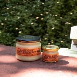 """Zauważyliście, że w sklepie internetowym pojawiło się ponownie mleczko pszczele w miodzie wielokwiatowym🍯❓Jest to bez wątpienia produkt wyjątkowy posiadający bardzo cenne właściwości zdrowotne😊 Samym mleczkiem pszczelim karmiona jest wyłącznie """"królowa"""", dzięki czemu żyje znacznie dłużej niż pozostałe pszczoły🐝 oraz jest od nich większa. Nie ma zatem wątpliwości, że mleczko pszczele jest produktem wysoce prozdrowotnym❗  Link do mleczka pszczelego w miodzie https://sklep.pasiekazpasja.pl/mleczko-pszczele-w-miodzie-wielokwiatowym/197-386-mleczko-pszczele-w-miodzie-wielokwiatowym.html#/35-gramatura-sloik_260g  #mleczkopszczele #miód #pszczelemleczko #pasiekazpasją #hawran #naturalnymiód #polskapasieka #miodek #pysznymiód #miódzdodatkami"""